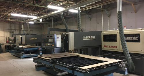Paragon Steel Rule Die, Inc  | Steel Rule Dies, Laser